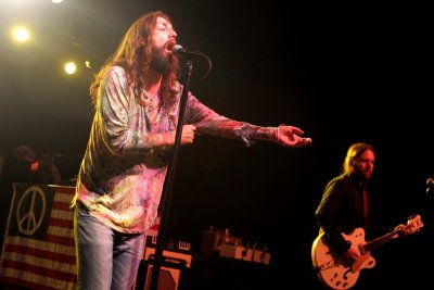 The Black Crowes disbanding after 24 years
