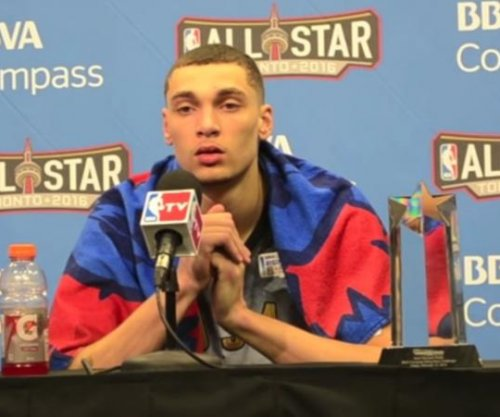 Zach LaVine wins MVP as U.S. tops World