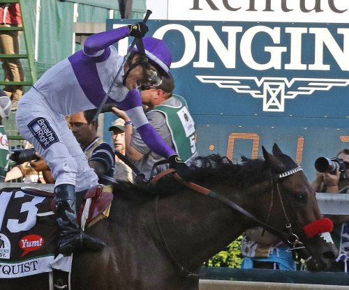 Nyquist remains unbeaten with Kentucky Derby victory