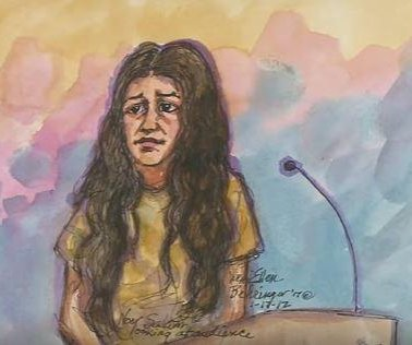 Orlando gunman's wife pleads 'not guilty' to aiding terrorism, obstruction