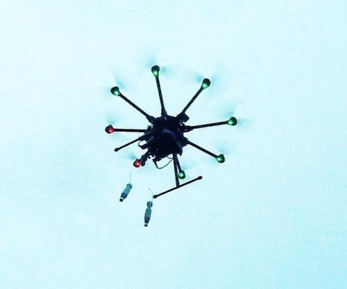 Explotrain develops drone-simulated IED training system