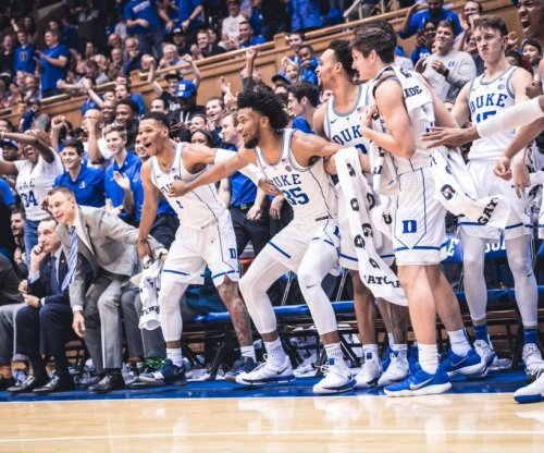 No. 1 Duke Blue Devils pound St. Francis (Pa.)