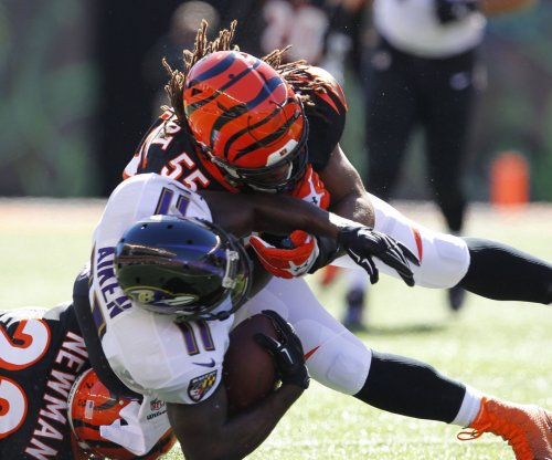 Cincinnati Bengals LB Vontaze Burfict faces four-game suspension for PED use