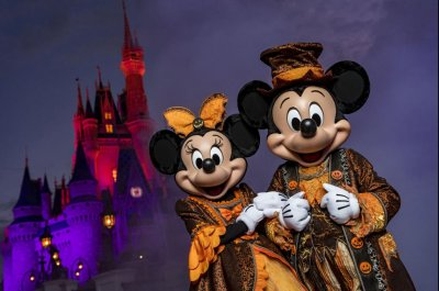 Mickey's Not-So-Scary Halloween Party brings new thrills to classic rides