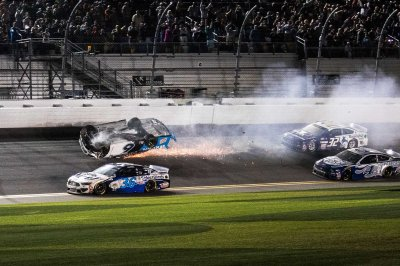 NASCAR driver Ryan Newman suffered head injury in Daytona 500 crash