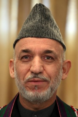 Afghanistan's Karzai faces huge challenges