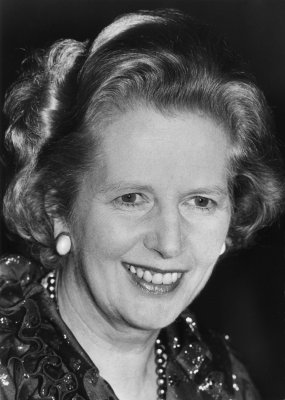 Thatcher remembered as great leader