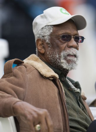 Bill Russell is happy LeBron James left him off his 'Mount Rushmore'
