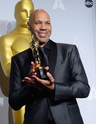 Oscar winners John Ridley and Steve McQueen are reportedly feuding over '12 Years a Slave'