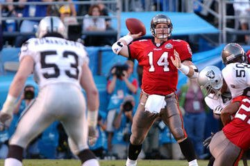 Former Bucs QB Brad Johnson paid $7500 to have balls deflated before Super Bowl XXVII
