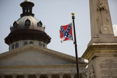Activists arrested in S.C. after removing Confederate flag