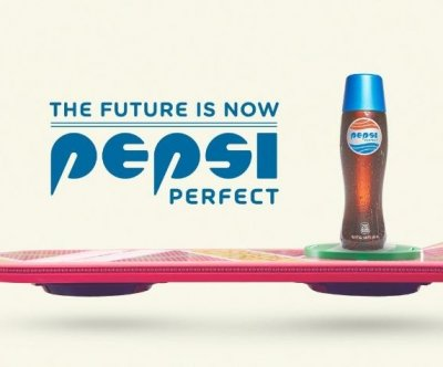 Pepsi to release 'Back to the Future Part II' inspired Pepsi Perfect