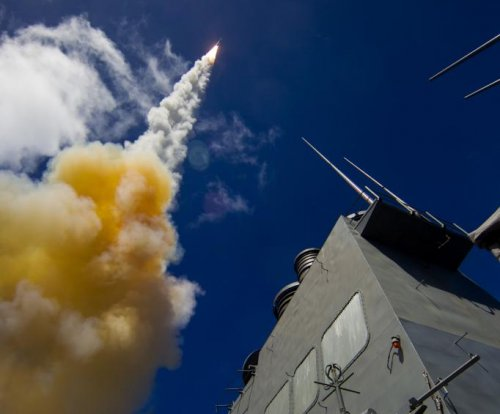 SM-6 missile demonstrates capabilities