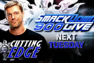 Edge set to return on 900th episode of WWE Smackdown Live