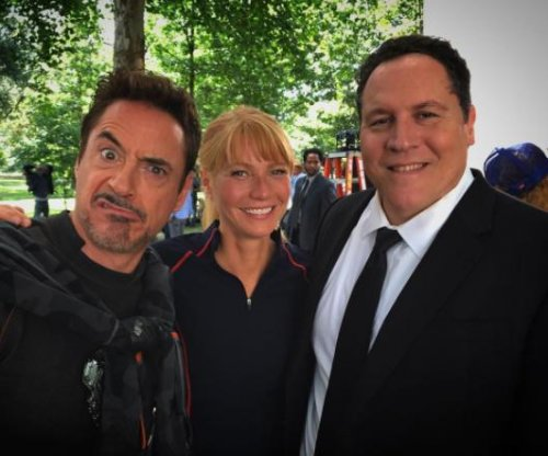 'Avengers: Infinity War' to feature Gwyneth Paltrow, Jon Favreau