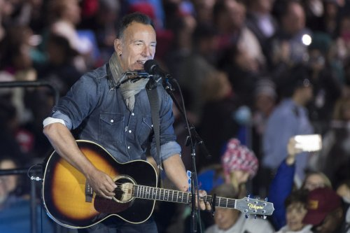 Famous birthdays for Sept. 23: Bruce Springsteen, Julio Iglesias