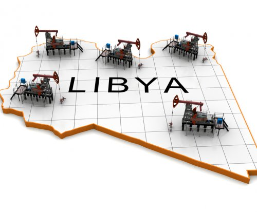 Libyan oil production gains limited