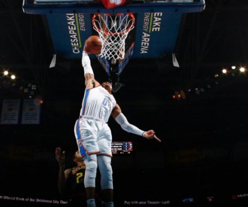 Oklahoma City Thunder answer Russell Westbrook's wakeup call in win