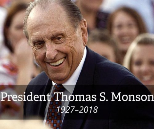 Thomas S. Monson, president of the Mormon church, dies at 90