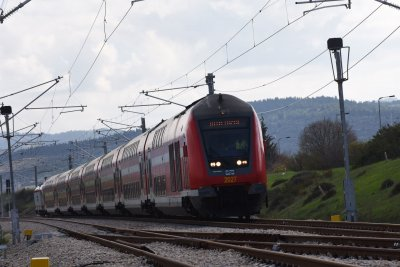 High-speed train from Tel Aviv to Jerusalem makes first test