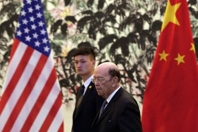 U.S. settles with Chinese smartphone maker ZTE over trade ban