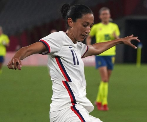 Olympics soccer: U.S. women rebound, overwhelm New Zealand 6-1