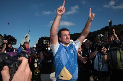 McDowell, McIlroy lead World Cup of Golf