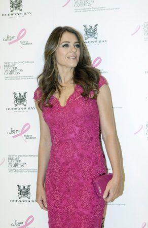Elizabeth Hurley: My grandmother was 'too scared' to fight cancer