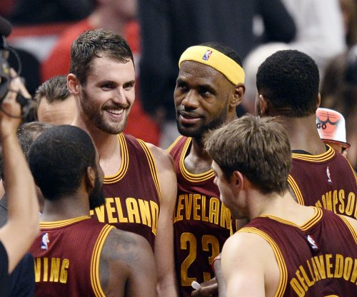 Kevin Love: Lebron James and I are not 'best friends'