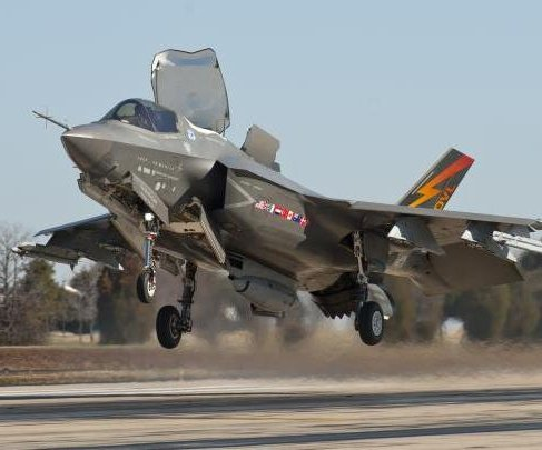 BAE Systems expands factory for F-35 component work
