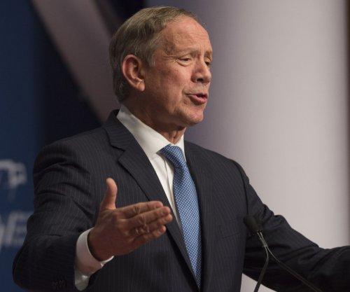 Former N.Y. governor Pataki suspends presidential campaign