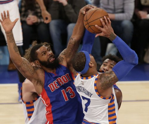 Derrick Williams-led New York Knicks end skid with win over Detroit Pistons