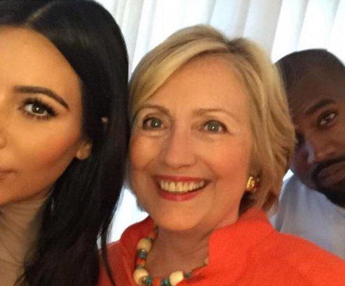 A-list to D-list, celebrities love their politicians