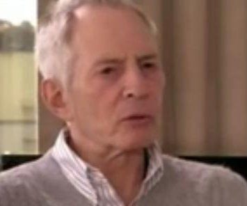 Lifetime working on Robert Durst TV movie