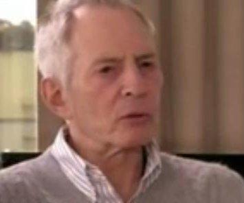 Lifetime working on Robert Durst TV movie