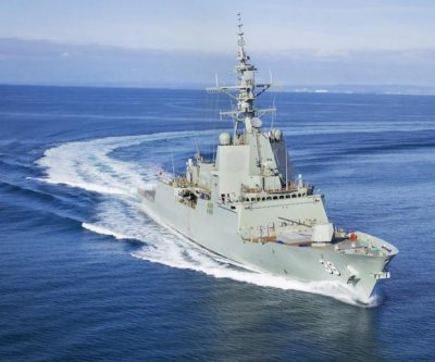 New Australian destroyer passes initial builder sea trials