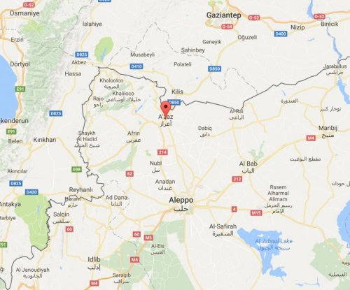 At least 19 killed in Syria-Turkey border town bombing