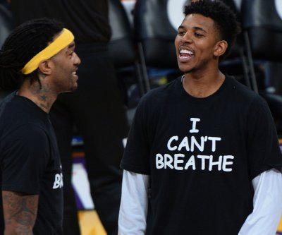 Watch: 'New Girl' actor trolls Los Angeles Lakers' Nick Young