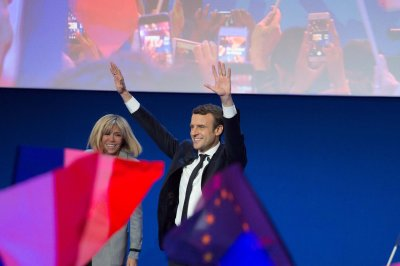 Cyber firm: French candidate Macron hit by hackers possibly linked to Russia