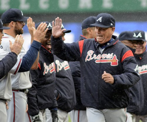 Phantom rain delay only stalls Atlanta Braves' victory