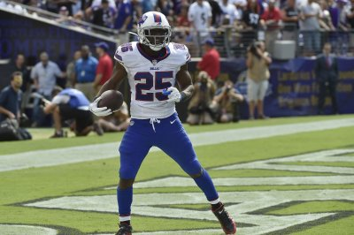 LeSean McCoy, Buffalo Bills overcome Indianapolis Colts for OT win in snow