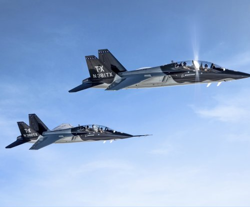 Boeing awarded $9.2B contract for Air Force T-X trainer aircraft