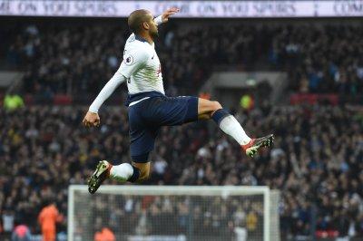 Tottenham trounces Bournemouth 5-0 in Premier League