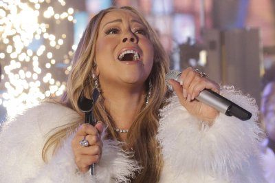 Mariah Carey is first artist to top the U.S. song chart in four decades