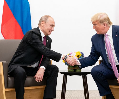 Trump phone call with Putin covers Russia's attendance at G7