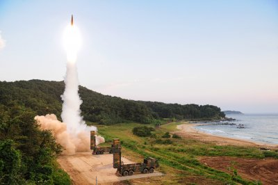 South Korea given green light for solid-propellant rockets