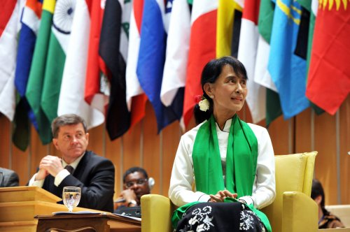 Advocacy group eyes Myanmar's transparency