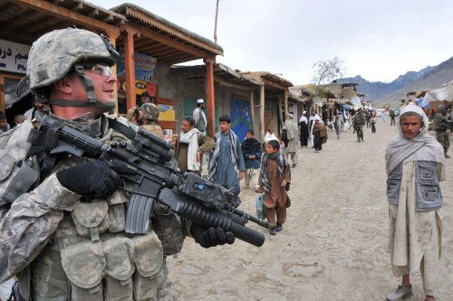 Afghan military tactics expected to change