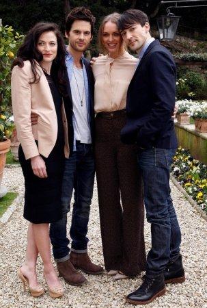 Tom Riley leads cast of Starz series 'Da Vinci's Demons'