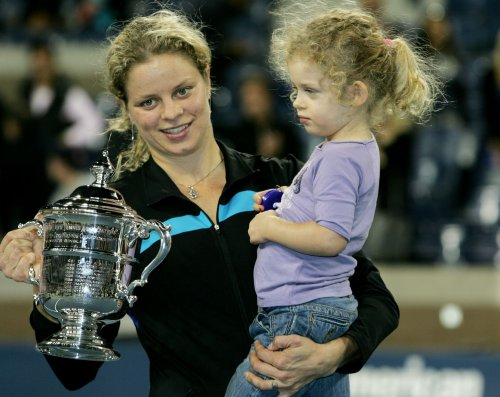 Clijsters wins Australian Open title